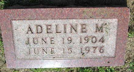 KOUBA, ADELINE M. - Linn County, Iowa | ADELINE M. KOUBA