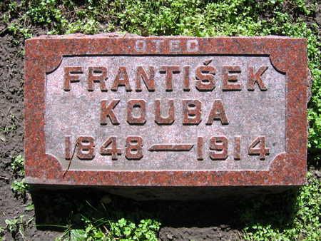 KOUBA, FRANTISEK - Linn County, Iowa | FRANTISEK KOUBA