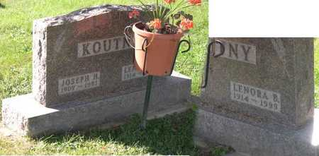 KOUTNY, JOSEPH H. - Linn County, Iowa | JOSEPH H. KOUTNY