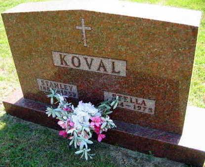 KOVAL, STANLEY - Linn County, Iowa | STANLEY KOVAL
