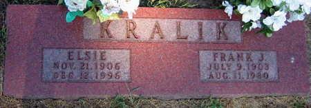 KRALIK, FRANK J. - Linn County, Iowa | FRANK J. KRALIK