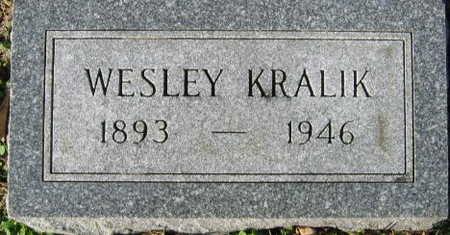 KRALIK, WESLEY - Linn County, Iowa | WESLEY KRALIK