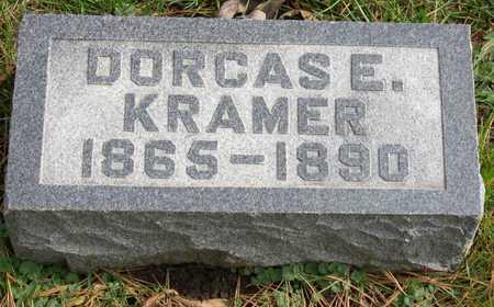 KRAMER, DORCAS E. - Linn County, Iowa | DORCAS E. KRAMER
