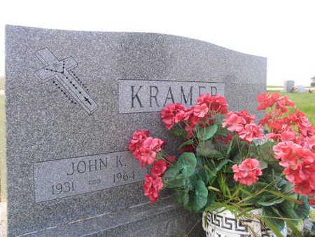KRAMER, JOHN K. - Linn County, Iowa | JOHN K. KRAMER