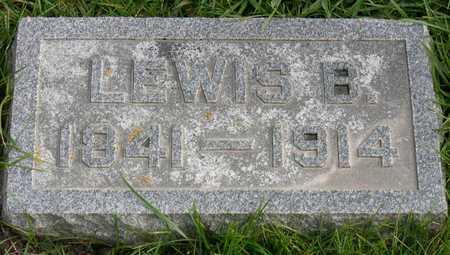 KRAMER, LEWIS B. - Linn County, Iowa | LEWIS B. KRAMER