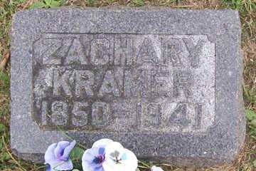 KRAMER, ZACHARY TAYLOR - Linn County, Iowa | ZACHARY TAYLOR KRAMER