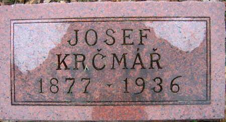 KRCMAR, JOSEF - Linn County, Iowa | JOSEF KRCMAR