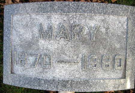 KREJCI, MARY - Linn County, Iowa | MARY KREJCI