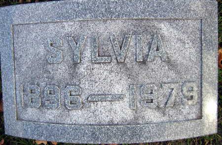 KREJCI, SYLVIA - Linn County, Iowa   SYLVIA KREJCI