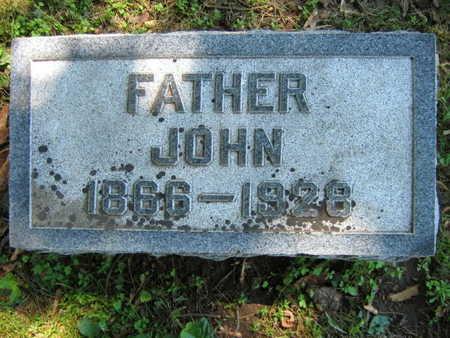 KRISTAN, JOHN - Linn County, Iowa | JOHN KRISTAN