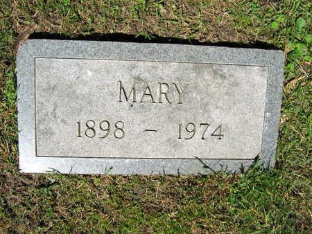 KRISTAN, MARY - Linn County, Iowa | MARY KRISTAN