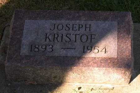 KRISTOF, JOSEPH - Linn County, Iowa | JOSEPH KRISTOF