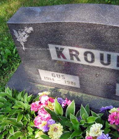 KROUPA, GUS - Linn County, Iowa | GUS KROUPA