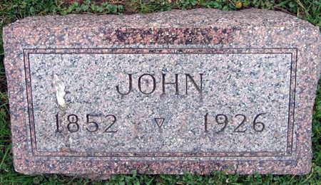 KRSKA, JOHN - Linn County, Iowa   JOHN KRSKA