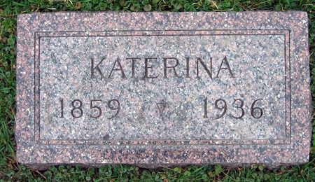 KRSKA, KATERINA - Linn County, Iowa | KATERINA KRSKA