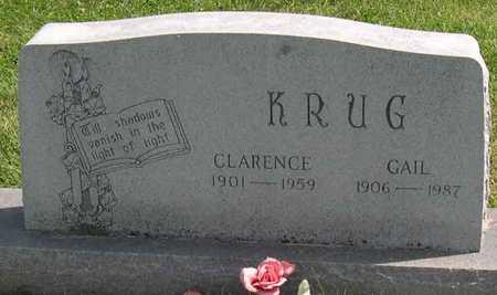 KRUG, GAIL - Linn County, Iowa | GAIL KRUG