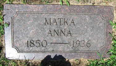 KUBEC, ANNA - Linn County, Iowa | ANNA KUBEC