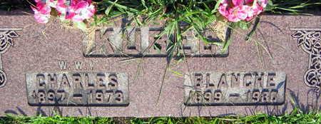 KUBEC, BLANCHE - Linn County, Iowa | BLANCHE KUBEC