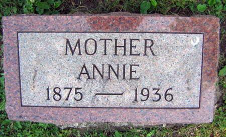 KUBICEK, ANNIE - Linn County, Iowa | ANNIE KUBICEK
