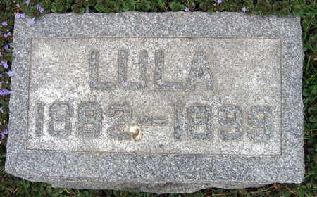 KUBICEK, LILA - Linn County, Iowa | LILA KUBICEK