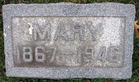 KUBICEK, MARY - Linn County, Iowa | MARY KUBICEK