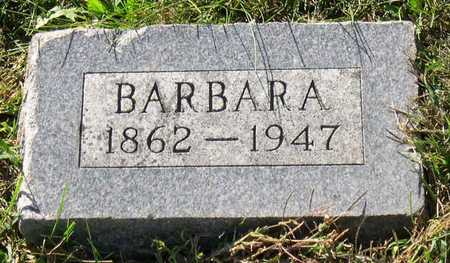 KUBIK, BARBARA - Linn County, Iowa | BARBARA KUBIK