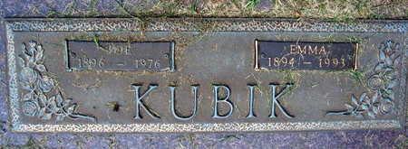 KUBIK, EMMA - Linn County, Iowa | EMMA KUBIK