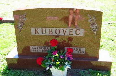 KUBOVEC, BARBORA - Linn County, Iowa | BARBORA KUBOVEC