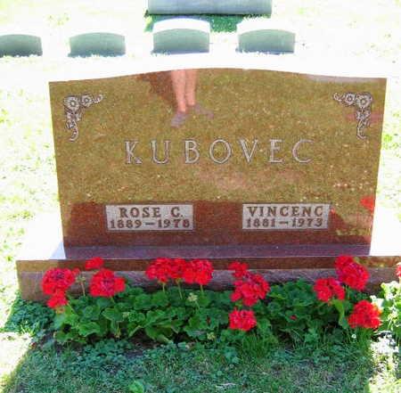 KUBOVEC, ROSE C. - Linn County, Iowa | ROSE C. KUBOVEC