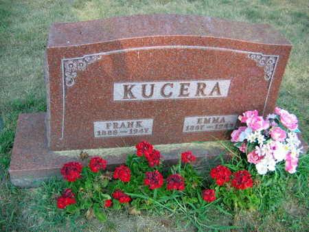 KUCERA, FRANK - Linn County, Iowa | FRANK KUCERA