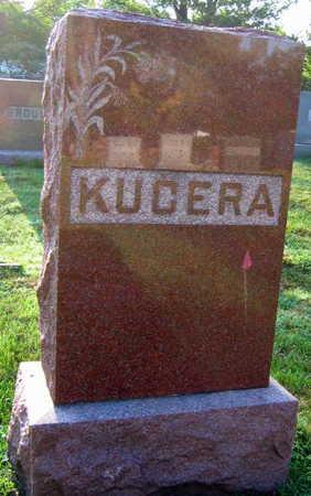 KUCERA, FAMILY STONE - Linn County, Iowa | FAMILY STONE KUCERA