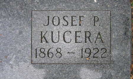 KUCERA, JOSEF P. - Linn County, Iowa | JOSEF P. KUCERA