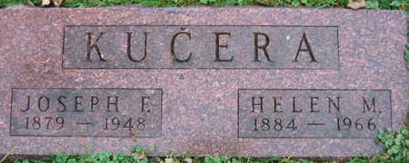 KUCERA, JOSEPH F. - Linn County, Iowa | JOSEPH F. KUCERA