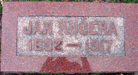 KUCERA, JAN - Linn County, Iowa | JAN KUCERA