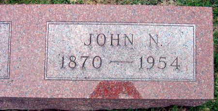 KUCERA, JOHN N. - Linn County, Iowa | JOHN N. KUCERA
