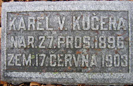 KUCERA, KAREL V. - Linn County, Iowa | KAREL V. KUCERA