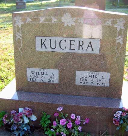 KUCERA, WILMA A. - Linn County, Iowa | WILMA A. KUCERA