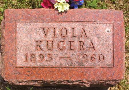 KUCERA, VIOLA - Linn County, Iowa | VIOLA KUCERA