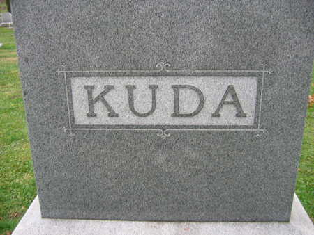 KUDA, FAMILY STONE - Linn County, Iowa | FAMILY STONE KUDA