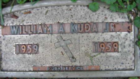 KUDA, WILLIAM A., JR, - Linn County, Iowa | WILLIAM A., JR, KUDA