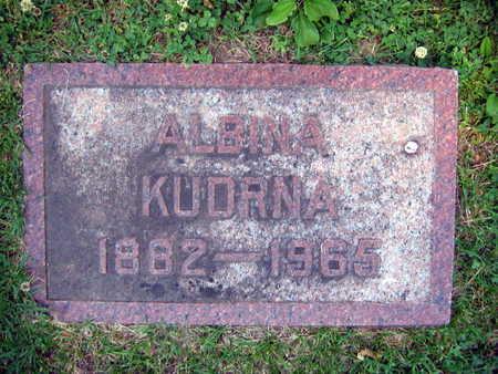KUDRNA, ABINA - Linn County, Iowa | ABINA KUDRNA