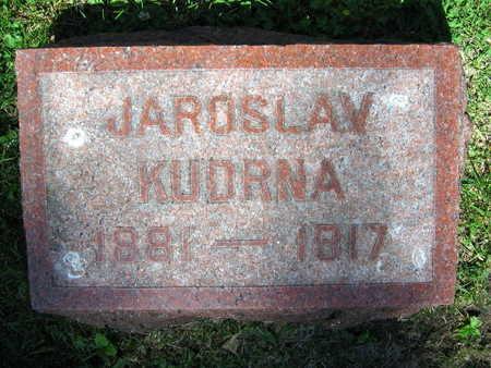 KUDRNA, JAROSLAV - Linn County, Iowa | JAROSLAV KUDRNA