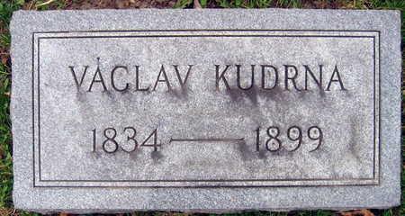 KUDRNA, VACLAV - Linn County, Iowa | VACLAV KUDRNA