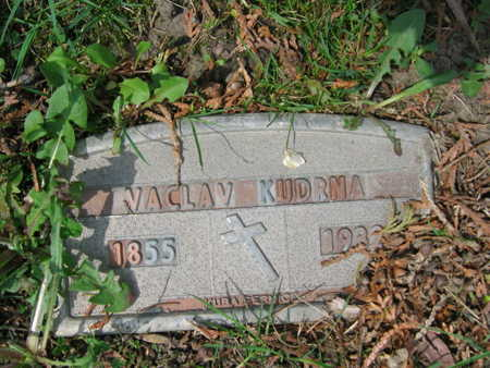KUDRUNA, VACLAV - Linn County, Iowa   VACLAV KUDRUNA