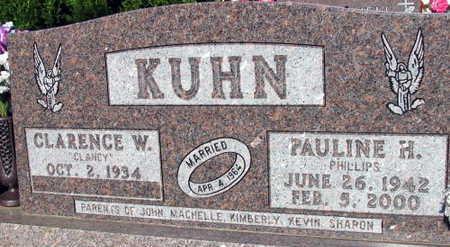 KUHN, PAULINE H. - Linn County, Iowa | PAULINE H. KUHN
