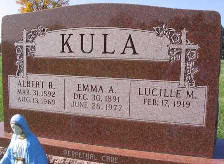 KULA, ALBERT R. - Linn County, Iowa | ALBERT R. KULA