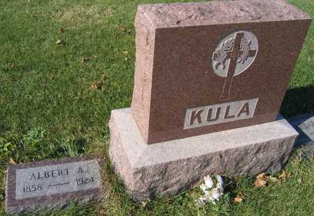 KULA, ALBERT A. - Linn County, Iowa | ALBERT A. KULA