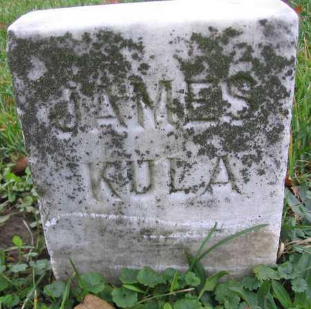 KULA, JAMES - Linn County, Iowa | JAMES KULA
