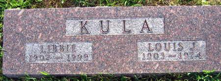 KULA, LOUIS J. - Linn County, Iowa | LOUIS J. KULA