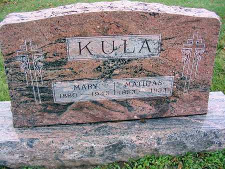 KULA, MATHIAS - Linn County, Iowa | MATHIAS KULA
